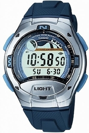 Casio Casio Collection Resinplast Ø42.4 mm W-753-2AVES