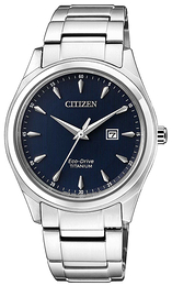 Citizen Blå/Titan Ø34 mm EW2470-87L