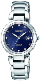 Citizen Titanium Blå/Titan Ø29 mm EW2500-88L