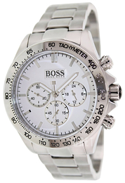 Hugo Boss Ikon Vit/Stål Ø44 mm 1512962