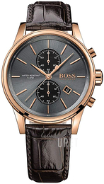 Hugo Boss Jet Grå/Läder Ø42 mm 1513281