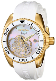 Invicta Angel Svart/Gummi Ø39 mm 0488