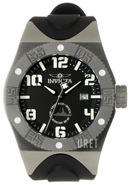 Invicta Force Svart/Gummi Ø48 mm 0873