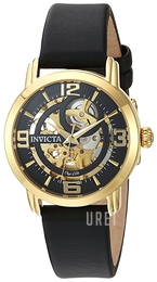 Invicta Svart/Satin Ø37 mm 22654