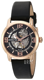 Invicta Svart/Satin Ø37 mm 22656