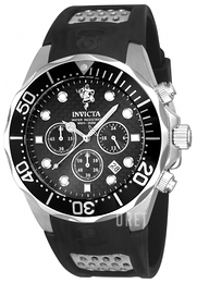 Invicta Sea Svart/Stål Ø47 mm 23875