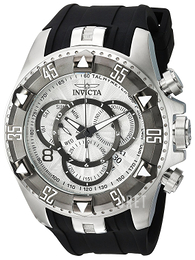 Invicta Excursion Silverfärgad/Stål Ø52 mm 24272