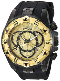 Invicta Excursion Gulguldstonad/Stål Ø52 mm 24277