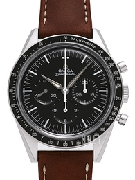 Omega Speedmaster Moonwatch Numbered Edition 39.7mm Svart/Läder Ø39.7 mm 311.32.40.30.01.001