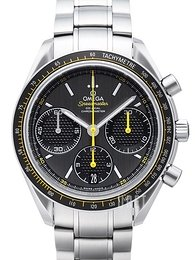 Omega Speedmaster Racing Co-Axial Chronograph 40mm Grå/Stål Ø40 mm 326.30.40.50.06.001