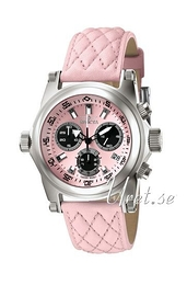 Invicta Forcetion Rosa/Läder Ø43 mm 5637