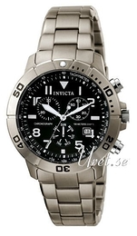 Invicta Forcetion Svart/Titan Ø43 mm 5746