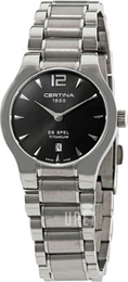 Certina DS Mini Spel Svart/Titan Ø30 mm C012.209.44.087.00
